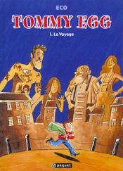 Tommy egg t1 le voyage - Intérieur - Format classique