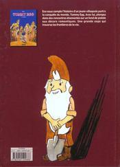 Tommy egg t1 le voyage - 4ème de couverture - Format classique