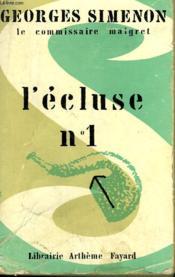 L'Ecluse N° 1. - Couverture - Format classique