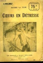 Coeurs En Detresse. - Couverture - Format classique