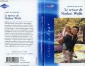 Le Retour De Nathan Wolfe - Nathan'S Child - Couverture - Format classique