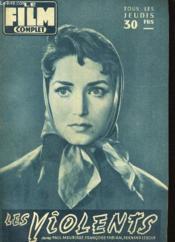 Film Complet N° 677 - Les Violents - Couverture - Format classique