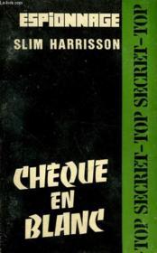 Cheque En Blanc - N°197 - Couverture - Format classique
