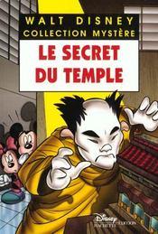 Le secret du temple - Intérieur - Format classique