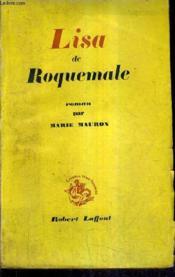 Lisa De Roquemale / Ive Edition. - Couverture - Format classique