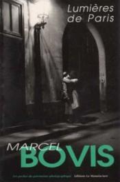 Marcel bovis - Couverture - Format classique
