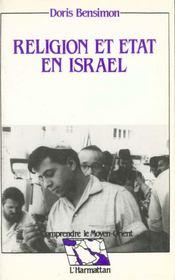 Religion Et Etat En Israel - Intérieur - Format classique