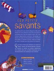Les Petits Savants - 4ème de couverture - Format classique
