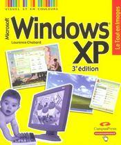 Windows Xp Tei - Intérieur - Format classique