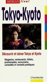 Tokyo - Kyoto - Couverture - Format classique