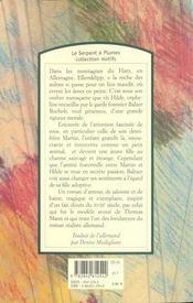 Ellernklipp - 4ème de couverture - Format classique