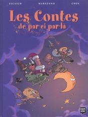 Les Contes De Par-Ci Par-La T.1 - Intérieur - Format classique