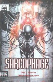 Sarcophage - Intérieur - Format classique