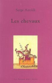 Les Chevaux - Intérieur - Format classique