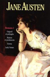 Jane Austen ; coffret - Couverture - Format classique