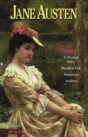Jane Austen ; coffret - 4ème de couverture - Format classique