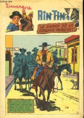 Rin Tin Tin Et Rusty - Le Ranch De La Colline Perdue! - Couverture - Format classique