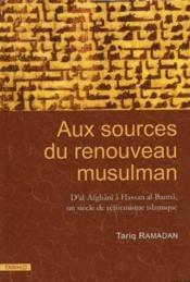 Aux Sources Du Renouveau Musulman - Couverture - Format classique