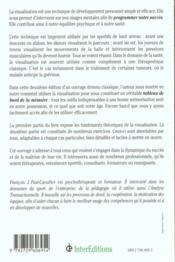 Visualisation ; Des Images Pour Des Actes - 4ème de couverture - Format classique