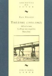 Théâtre (1954-1962) - Intérieur - Format classique