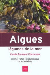 Algues, légumes de la mer - Intérieur - Format classique