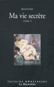 Ma vie secrète t.1 et t.2 - Couverture - Format classique