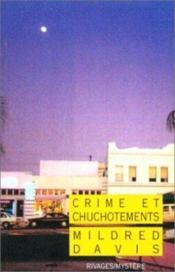 Crimes et chuchottements - Couverture - Format classique