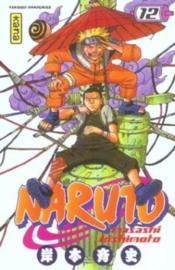 Naruto t.12 - Couverture - Format classique