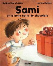 Sami et la belle boîte de chocolats - Intérieur - Format classique