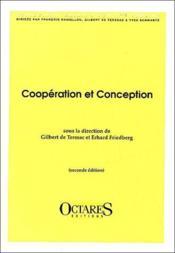 Coopération et conception (2e édition) - Couverture - Format classique
