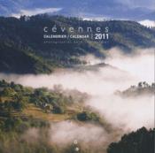 Calendrier Cévennes 2011 - Couverture - Format classique