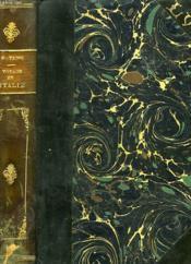 Voyage En Italie, Tome I, Naples Et Rome - Couverture - Format classique