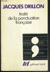 Traite de la ponctuation francaise - Couverture - Format classique