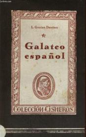 Galateo Espanol - Couverture - Format classique