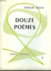 Douze Poemes - Couverture - Format classique
