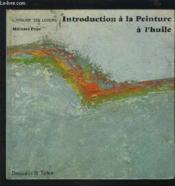 Introduct.Peintur.Huile - Couverture - Format classique