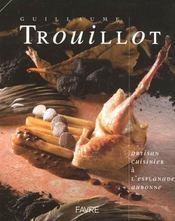 Guillaume Trouillot - Intérieur - Format classique
