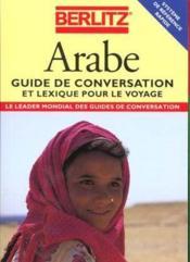 Arabe - Couverture - Format classique