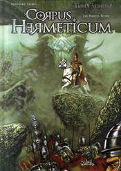 Corpus hermeticum t.2 ; les hautes terres - Intérieur - Format classique