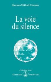 La voie du silence - Couverture - Format classique
