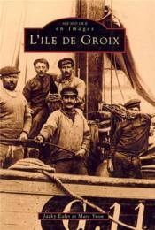 L'île de Groix - Couverture - Format classique