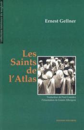 Les saints de l'atlas - Couverture - Format classique