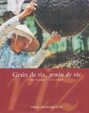 Grain de riz ; grain de vie - Intérieur - Format classique