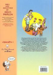 Petits Gourmets En Auvergne (Les) - 4ème de couverture - Format classique