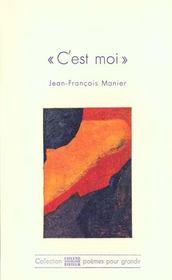 C'Est Moi - Intérieur - Format classique