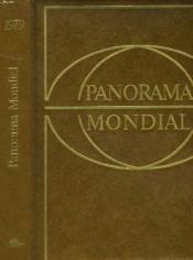 Panorama Mondial, Encyclopedie Permanente. 1979. - Couverture - Format classique