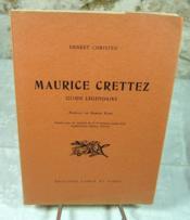 Maurice CRETTEZ. Guide légendaire. - Couverture - Format classique
