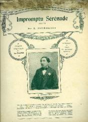 Impromptu Serenade - Couverture - Format classique