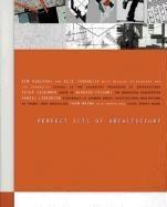 Perfect Acts Of Architecture /Anglais - Couverture - Format classique