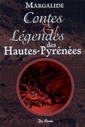 Hautes-Pyrénées, contes et légendes - Couverture - Format classique